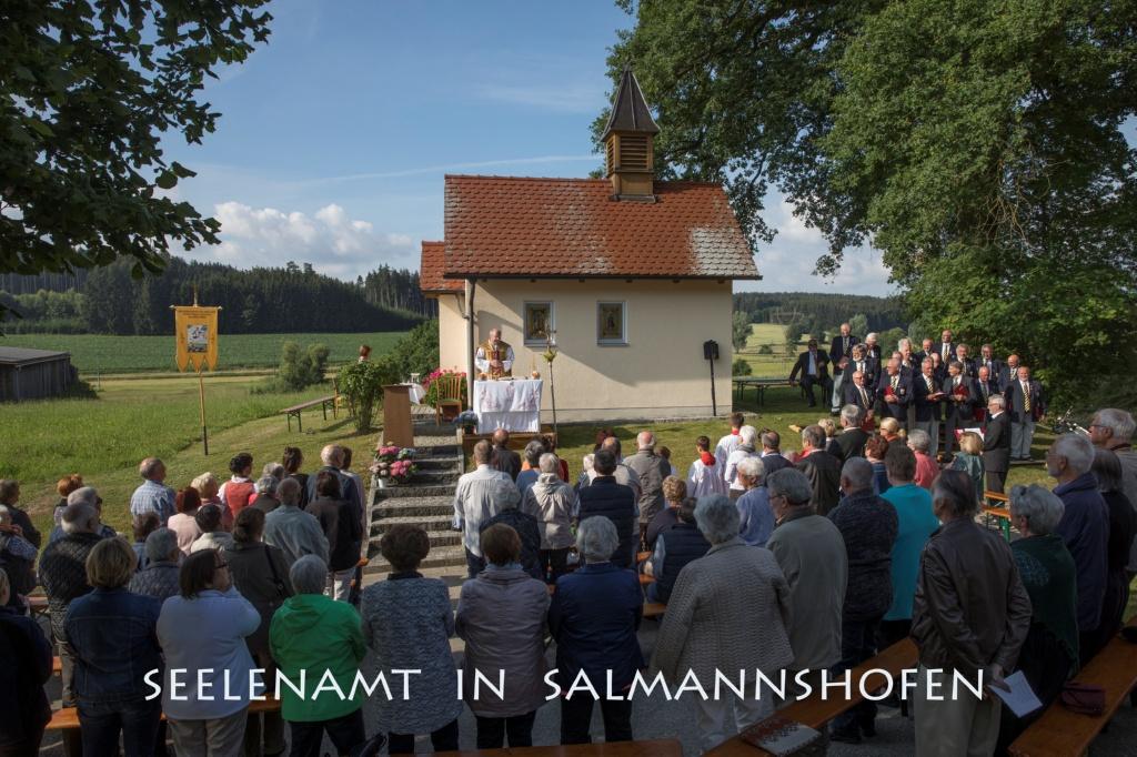 Seelenamt Salmannshofen