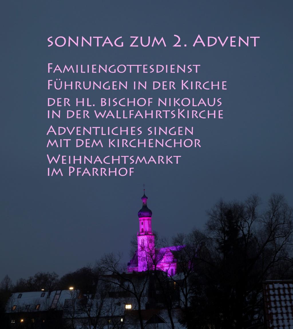 Sonntag zum 2.Advent