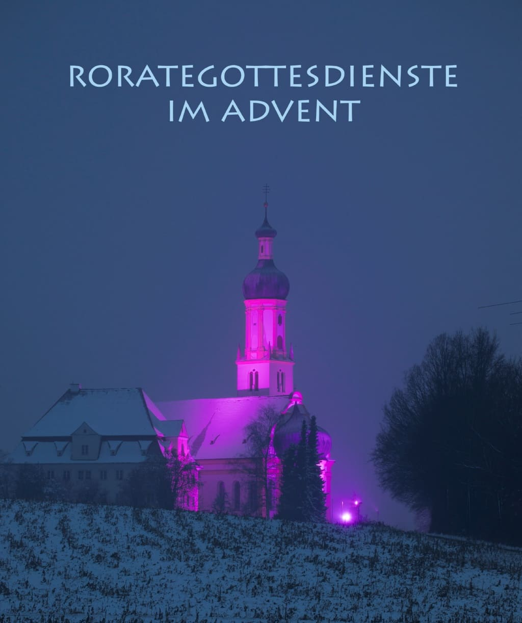 Rorategottesdienste im Advent