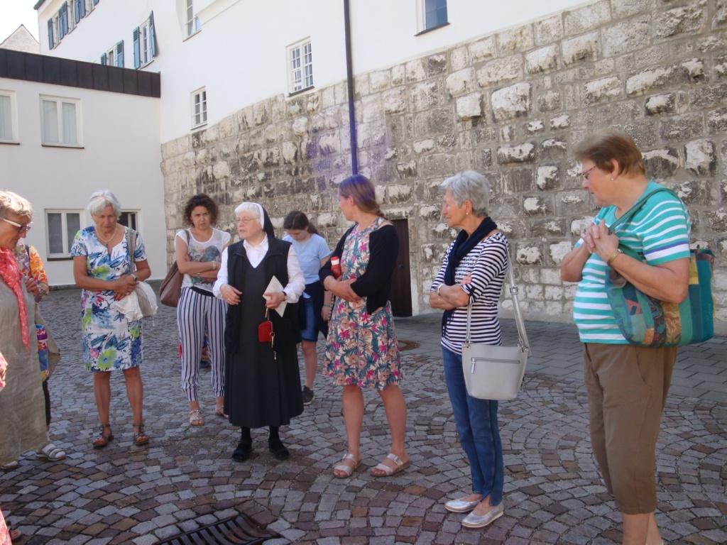 KDFB Klosterbesichtigung Dillingen