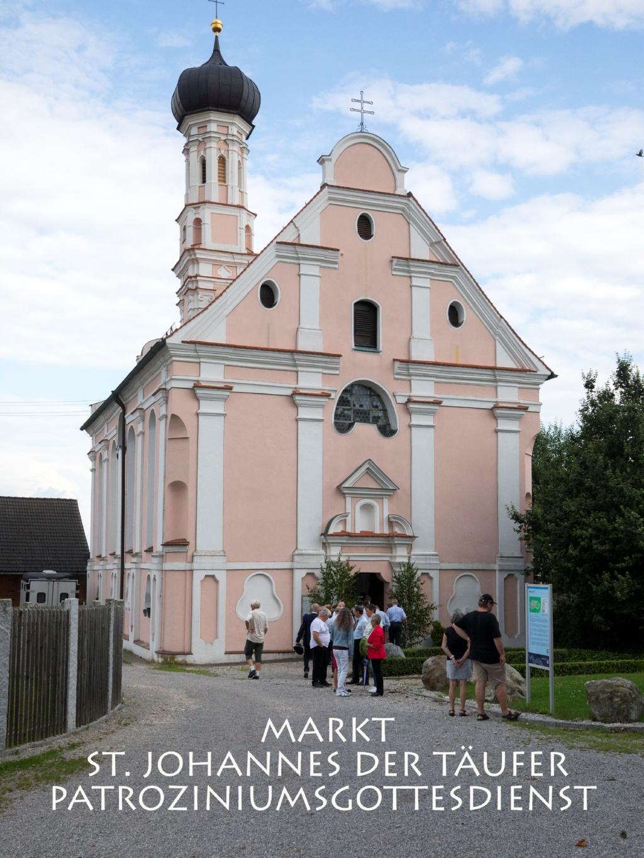 Patrozinium Markt