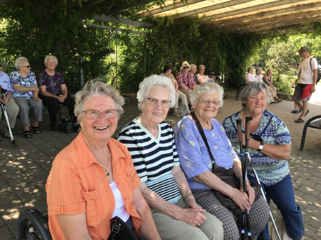 Seniorenausflug an den Brombachsee u. Kloster Neresheim