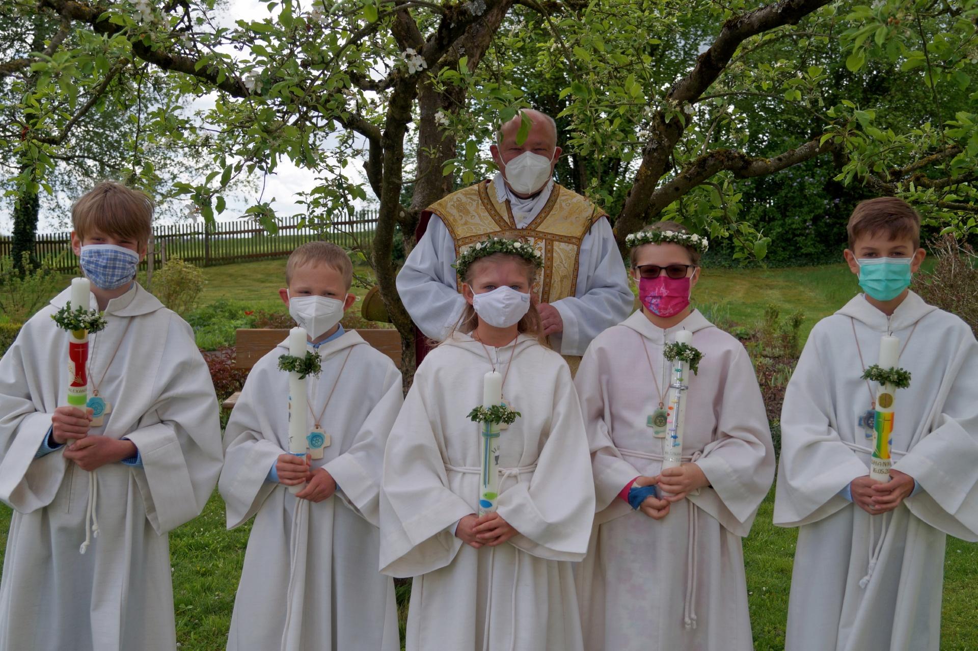 Erstkommunion 16.05.2021