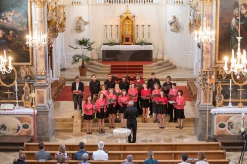 Jägerndorfer Kirchenchor 04