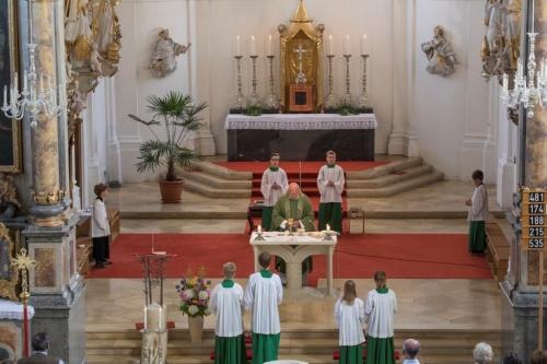 Jägerndorfer Kirchenchor 08