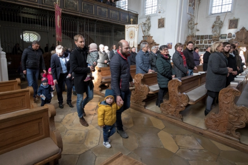 Minikirche Maerz 2019 20