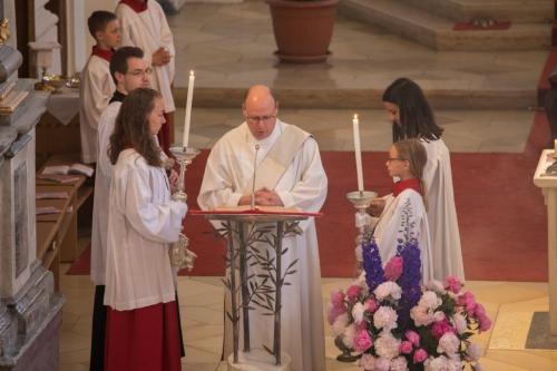 Priesterjubiläum Pater Jan 08