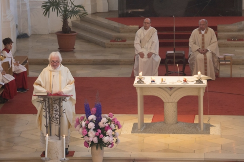 Priesterjubiläum Pater Jan 09