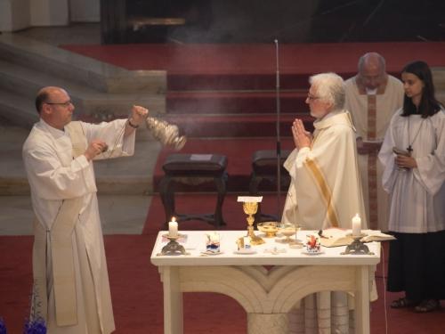 Priesterjubiläum Pater Jan 12