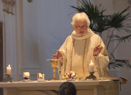 Priesterjubiläum Pater Jan 14