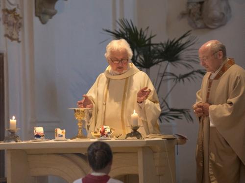 Priesterjubiläum Pater Jan 15
