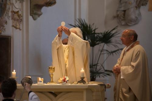Priesterjubiläum Pater Jan 16