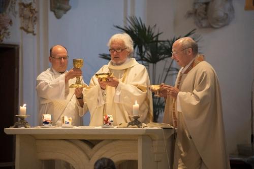 Priesterjubiläum Pater Jan 17