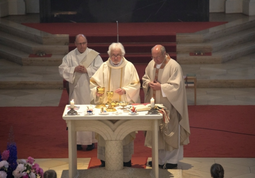 Priesterjubiläum Pater Jan 18