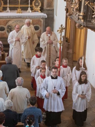 Priesterjubiläum Pater Jan 23