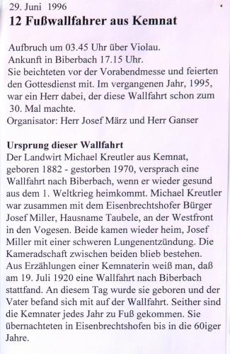 Wallfahrt Kemnat 2019 00
